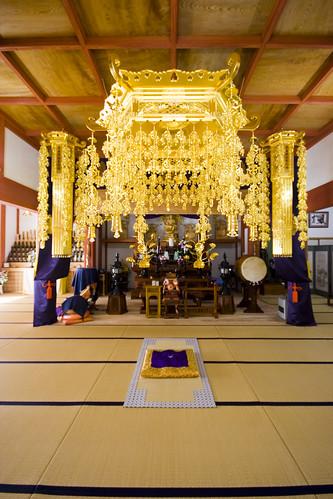 Temple of Hojo-san.