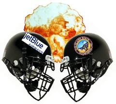 JetBlue Long Beach Fight