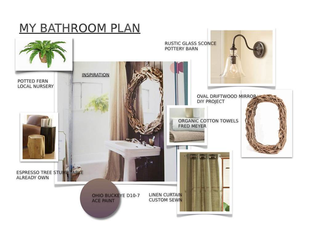 My Bathroom Plan