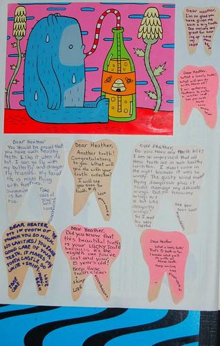 jigsaw notebook v - dear heather