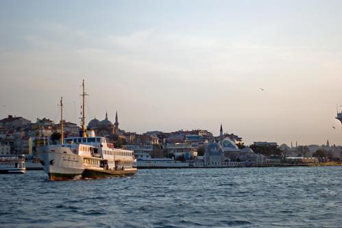 Üsküdar, Bosphorus, İstanbul, Pentax K10d