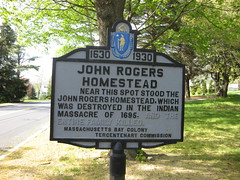 John Rogers Homestead