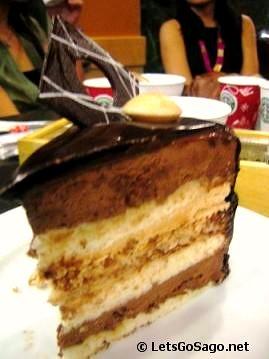 Chocolate Hazelnut Chantilly
