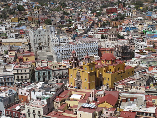 Guanajuato, my favourite city so far.