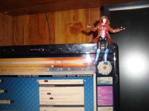 Gambit Watches Over