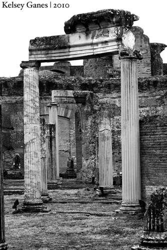 Hadrian's Villa - Maritime Theater