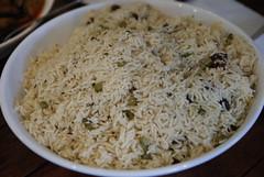 Moghul-style Cumin-flavoured Rice