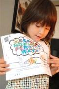 Super WHY homework!