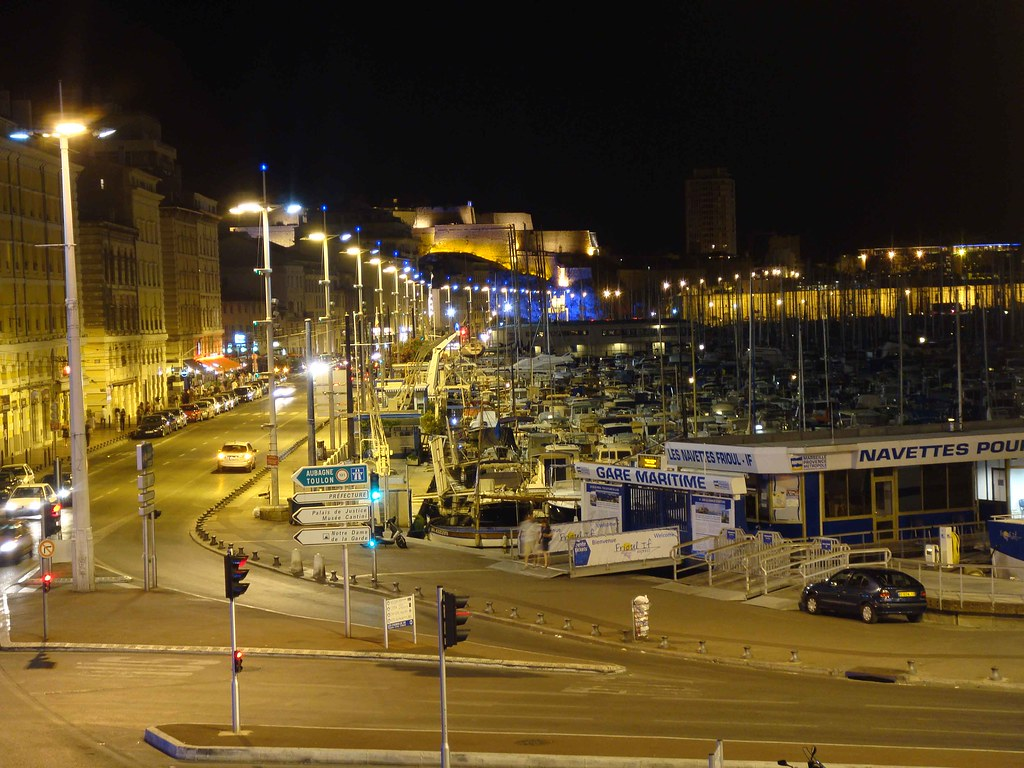 Viejo Puerto (Marsella)
