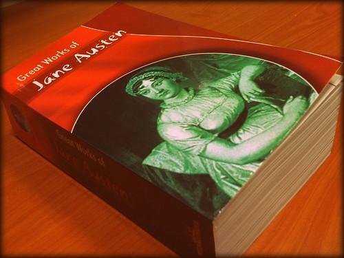 Great Works of Jane Austen