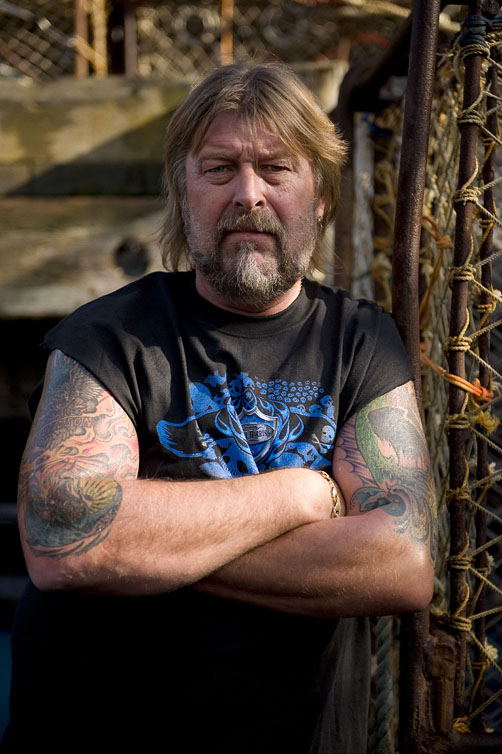 Phil Harris (image courtesy of Discovery)