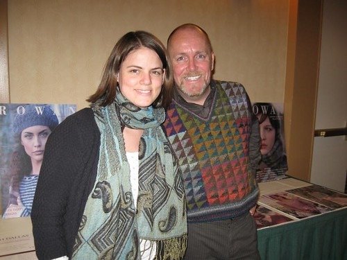 Meeting Brandon Mably