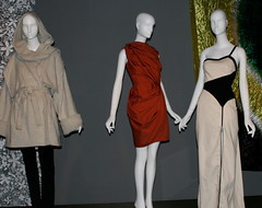 Costello Tagliapietra Dress at FIT's Eco Fashi...