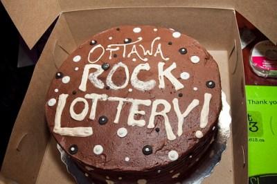 Ottawa Rock Lottery