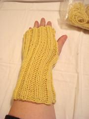Hand-Wrist Warmer