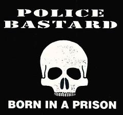 Police Bastard LOGO 2 European Tour 2009