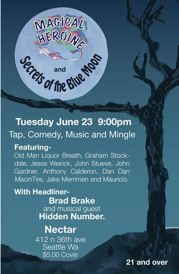 Hidden Number live at Nectar, Tuesday, June 23, 2009, 9pm