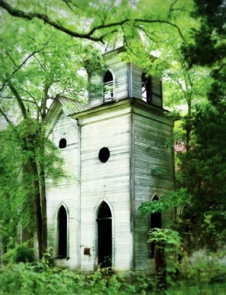 Church in the Woods By SpeedProPhoto