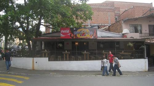 Brasarepa in Envigado