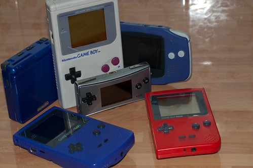 Familia Gameboy (I)