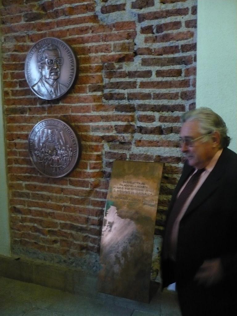 Lugâ la muerte d'Allende