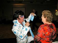 Elvis hits on Mom