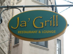 Ja- Grill - Outside