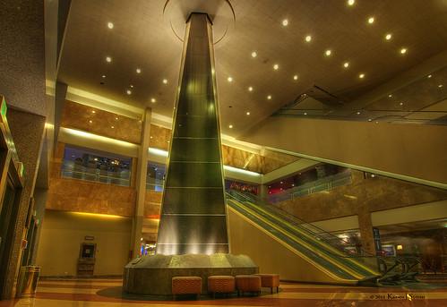 Harvey's Hotel Lobby