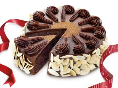 Red Ribbon Belgian Chocolate Bliss