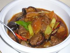Mandarin Lamb Stew