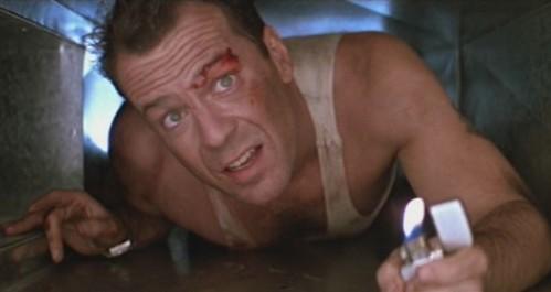 Bruce Willis por ti.