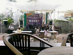 Area Stage Friday Jazz Margo City