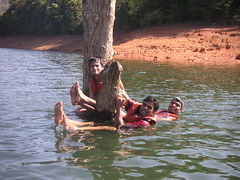 Water Sports in Sharavathy Valley 020