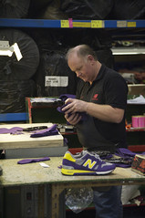 New Balance Factory, Flimby, Cumbria, England,...