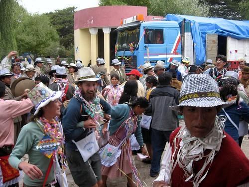 Carnival, Salinas de Garcia