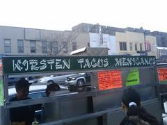 Inwoods Taco Truck