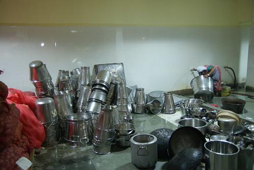 State of the art dishwashing system