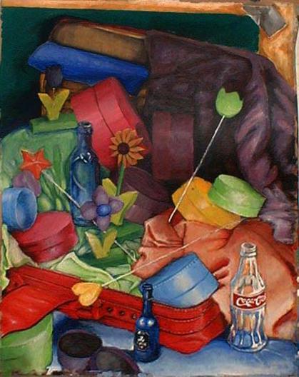 Still Life, 1999
