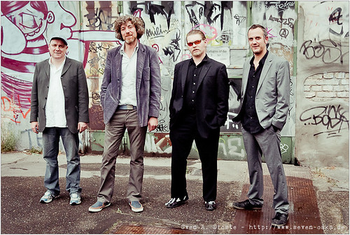 Achim Müller, Kai Berner, Björn Möhlendick & Thomas Waldbröl / Studio Grande