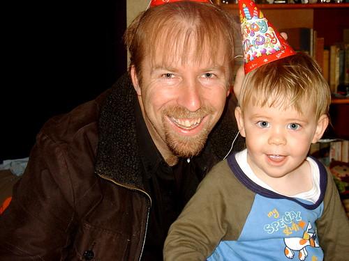 Happy Birthday Pair