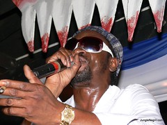 Bounty Killer at The Jungle Negril