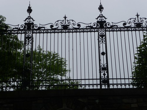 Kykuit Fence