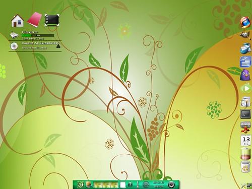 moonOS 2 Main Edition Desktop