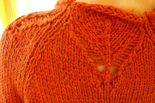 Eyelet Front Vest