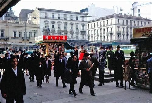 Omonia Square - 1960s