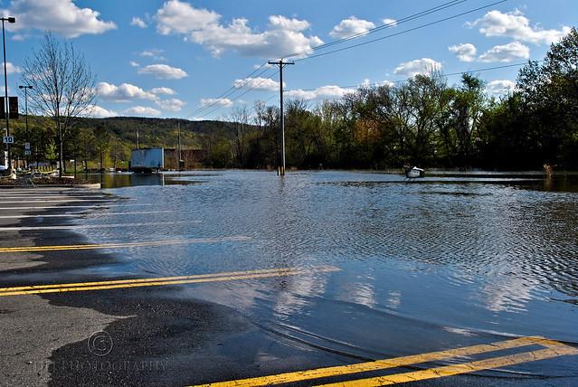 Ithaca Flooding