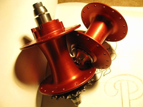 Red Level Hubs