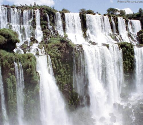 Argentina - Iguazu Falls - Salto Bernabe Mendez