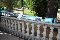 Exposición fotográfica 'La voz de Aragón en Europa'