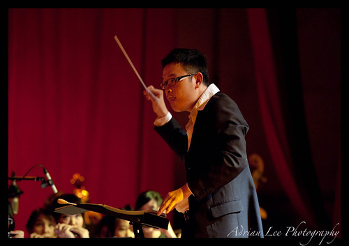 Passionate conductor